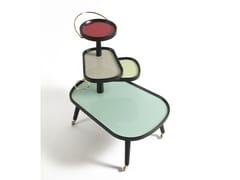 - Beech trolley SUSHI KART | Trolley - Colé Italian Design Label