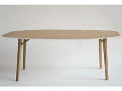 - Oak table TRIA | Oak table - Colé Italian Design Label