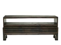 - Wooden TV cabinet MIRAI | TV cabinet - WARISAN