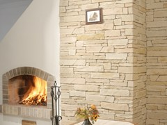 - Wall tiles with stone effect SESTRIERE XL - Gruppo Industriale Tegolaia