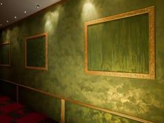Pittura decorativa lavabileAUREUM - OIKOS S.R.L. A SOCIO UNICO