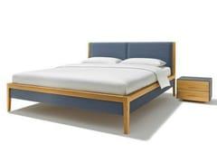- Upholstered fabric bed MYLON | Bed with upholstered headboard - TEAM 7 Natürlich Wohnen
