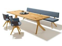 - Rectangular beech table YPS | Beech table - TEAM 7 Natürlich Wohnen