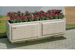 - Concrete Flower pot CIDONIA - Gruppo Industriale Tegolaia