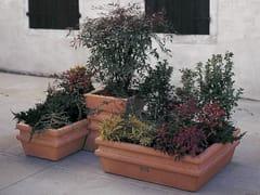 - Concrete Flower pot VILLAONIGO - Gruppo Industriale Tegolaia
