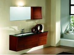 - Single elm vanity unit with drawers S104 | Vanity unit - Mobiltesino