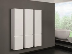 - Tall suspended bathroom cabinet QU33 | Bathroom cabinet - Mobiltesino