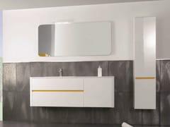 - Vanity unit with doors with drawers QU32 | Vanity unit - Mobiltesino