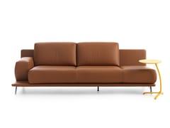 - Leather sofa PALETA | Leather sofa - LEOLUX