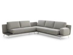 - Corner fabric sofa PALETA | Corner sofa - LEOLUX