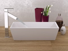 - Single handle washbasin mixer without waste TOWER | Washbasin mixer - Rubinetterie Mariani
