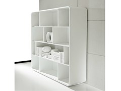 - Open freestanding lacquered office shelving SESTANTE | Lacquered office shelving - IFT