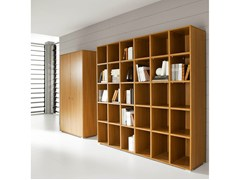 - Open freestanding office shelving PRATIKO | Office shelving - IFT