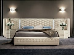 - Bed with upholstered headboard CHANEL | Bed - Dall'Agnese