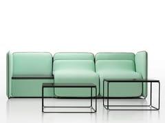 - Modular fabric sofa BUNKER | Modular sofa - mminterier