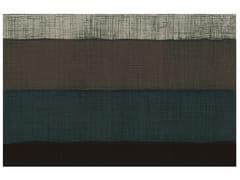 - Rectangular striped rug SW RUGS AULA #2 - STELLAR WORKS