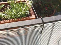 - Plastic Fence QUADRA 5 - TENAX