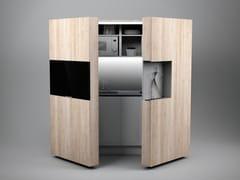 Pop Up Kitchen Pia Tex By Dizzconcept By Inkea