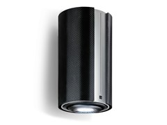 - LED aluminium wall light TUBULAR WALL - FLASH DQ by LUG Light Factory