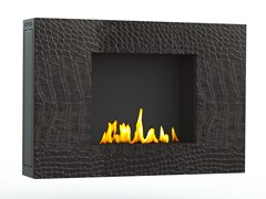- Bioethanol wall-mounted fireplace ZEN I CREA7ION - GlammFire