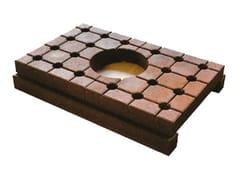 - Concrete tree grill ALBERELLA - Gruppo Industriale Tegolaia