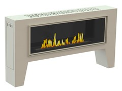 - Bioethanol outdoor lacquered steel fireplace FOGLY III - GlammFire