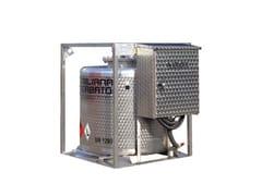 - Basin, cistern and tank for water works TRASPO® 330 INOX - EMILIANA SERBATOI