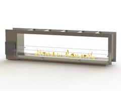 - Open built-in bioethanol fireplace GLAMMBOX 2150 DF CREA7ION - GlammFire