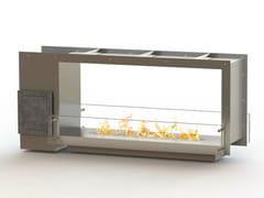 - Open built-in bioethanol fireplace GLAMMBOX 1150 DF CREA7ION - GlammFire