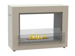 - Open freestanding bioethanol fireplace MUBLE 1050 DF CREA7ION - GlammFire