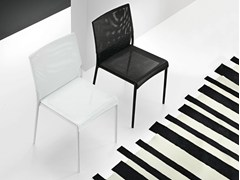 - Stackable PVC chair YOU | Stackable chair - Bonaldo