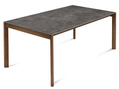 - Extending rectangular table WEB-140 - DOMITALIA