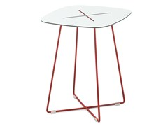 - Square coffee table CROSS-QA_QB | Tavolino quadrato - DOMITALIA