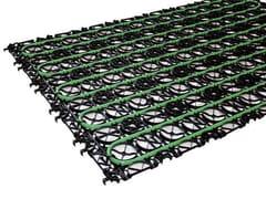 Sistema a pavimento o parete ultrasottileSPEE TILE - PANTHERM