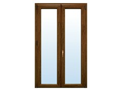Porta-finestra in PVC