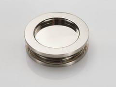 - Metal glass door handle V-524 - Metalglas Bonomi