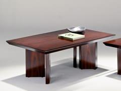 - Wooden office desk / meeting table 6514B | Office desk - Dyrlund