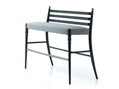 - Contemporary style upholstered beech restaurant booth CENTURY 36 H/L   Restaurant booth - Very Wood