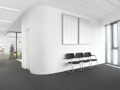- Decorative acoustical panels AMF Line Classic - Knauf AMF Italia Controsoffitti