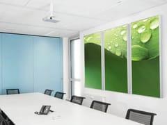 - Decorative acoustical panels AMF Line Modern - Knauf AMF Italia Controsoffitti