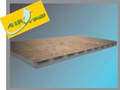 Sistema per tetto ventilatoTETTO VENTILATO ECO GRAFITE - THERMAK BY MATCO