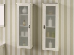 - Wall cabinet with doors NATURA 03 | Wall cabinet - Mobiltesino