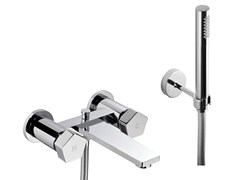 - Wall-mounted bathtub set PARK | Wall-mounted bathtub set - NEWFORM