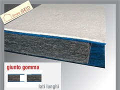 - Sound insulation panel POLIGRAFITE GUM 4+8 STUDIO - Thermak by MATCO