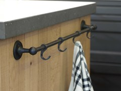 - Iron towel rail SELF COMPOSABLE | Towel rack - Dauby