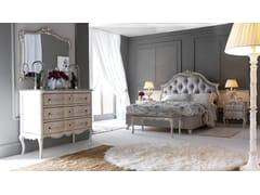 Camera da letto in stile Luigi XV2492 - 4007 - 4008   Camera da letto - GRIFONI SILVANO