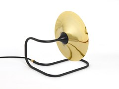 - Halogen handmade table lamp TURBAYA BLACK | Table lamp - Intueri Light