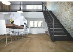 - Porcelain stoneware flooring with wood effect ULIVO | Flooring - Casalgrande Padana