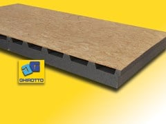 - Ventilated roof system AIRVENT ECO - GHIROTTO TECNO INSULATION