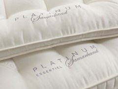 - Packed springs cashmere mattress ESSENTIEL SAMARKAND - Treca Interiors Paris